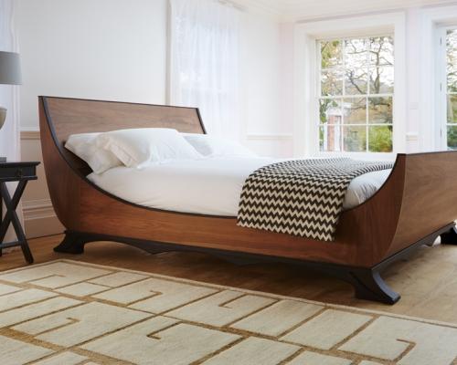 Rialto bed from Simon Horn