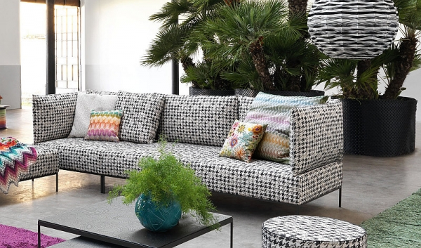 Go Modern introduces Missoni Home Furniture