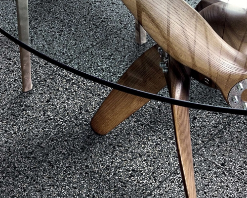 Modernist Porcelain Floor Tile