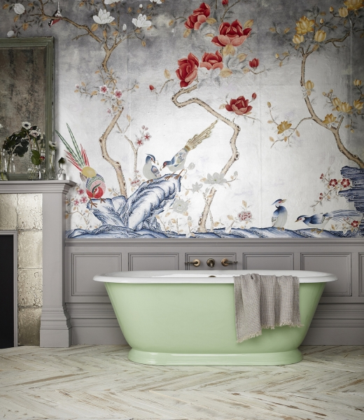 Drummonds introduce New Tweed Bath