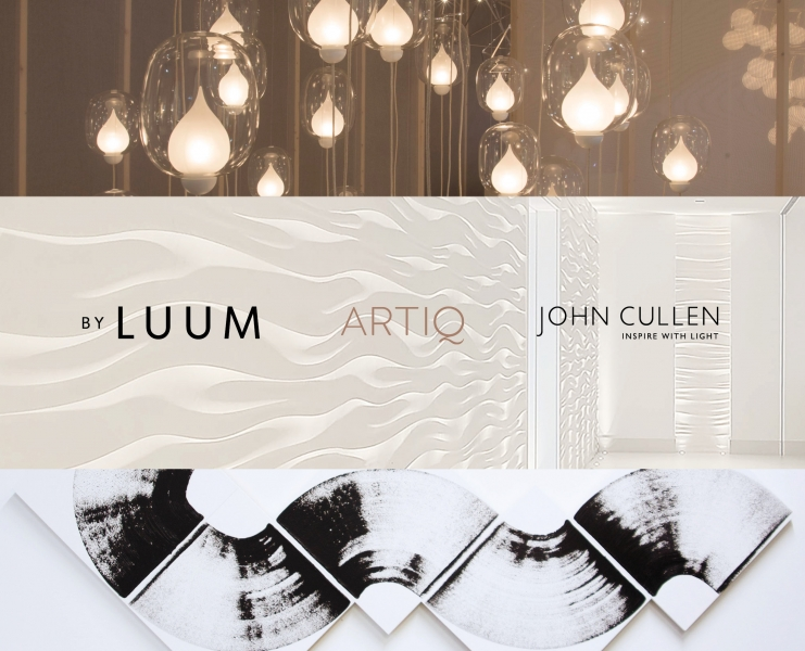 John Cullen present Light Installations and Art for LDF 2016
