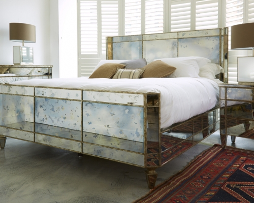 Valentino bed from Simon Horn