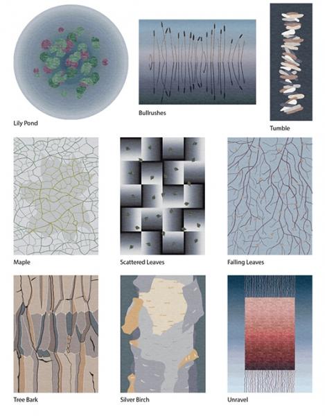 Deirdre Dyson unveils VISTA Rug Collection at Maison et Objet, Paris
