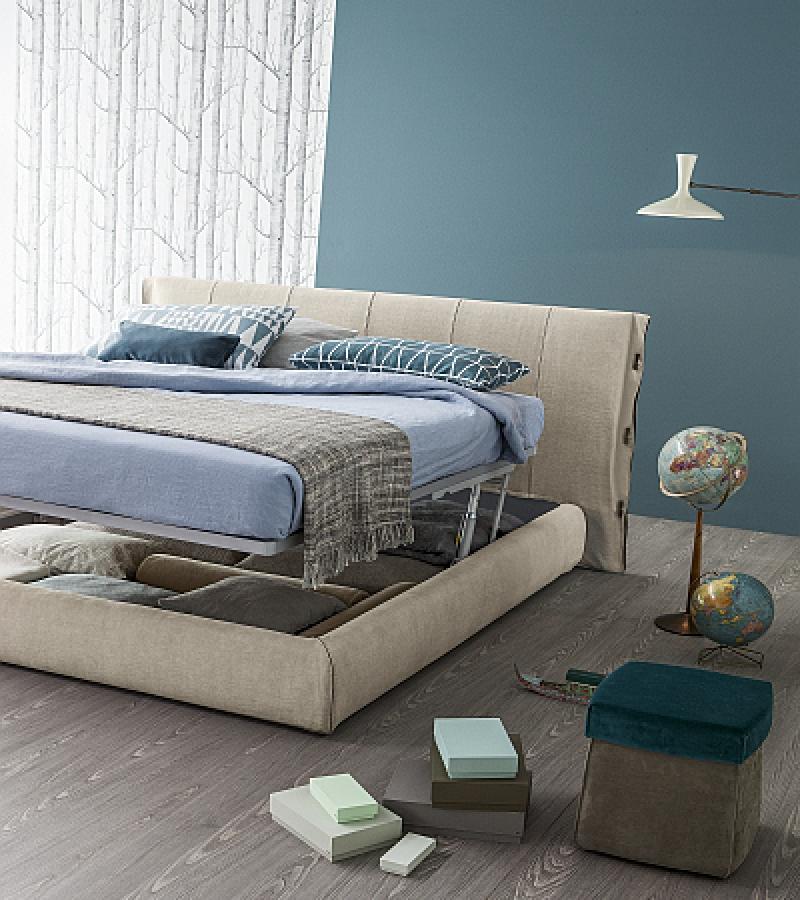 Bonaldo Cuff Storage Bed