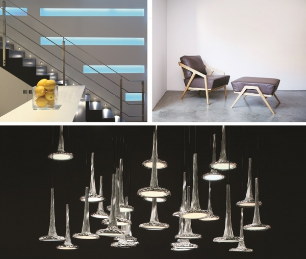 John Cullen Lighting Present A Fusion of Elements for London Design Festival