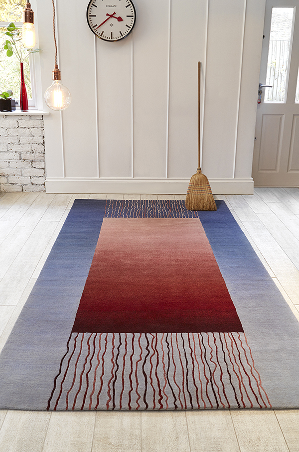 Deirdre Dyson Exclusive Carpets and Rugs UNRAVEL