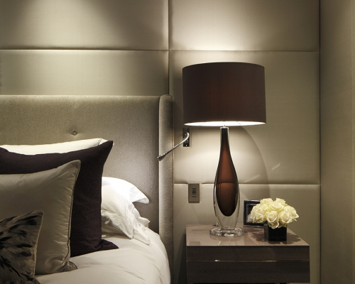 Cama bedside reading light from John Cullen Lighting