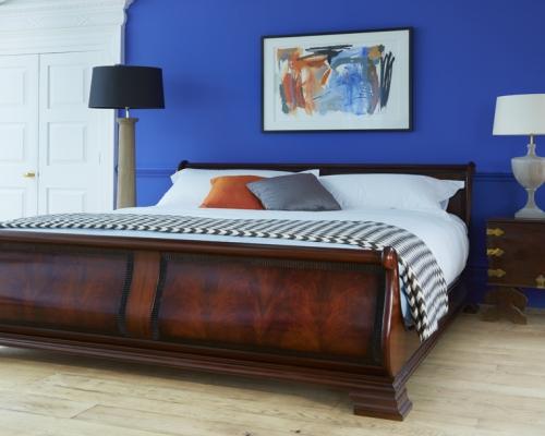 Ravello bed from Simon Simon Horn