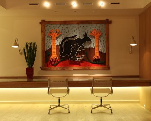 Home office lighting from John Cullen Lighting