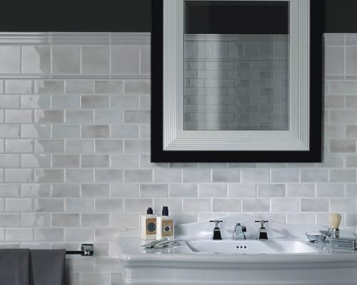 Melange Grey Ceramic Wall Tile
