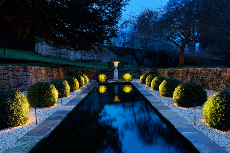 John Cullen Master Class Series on 'Inspirational Lighting for the House & Garden'