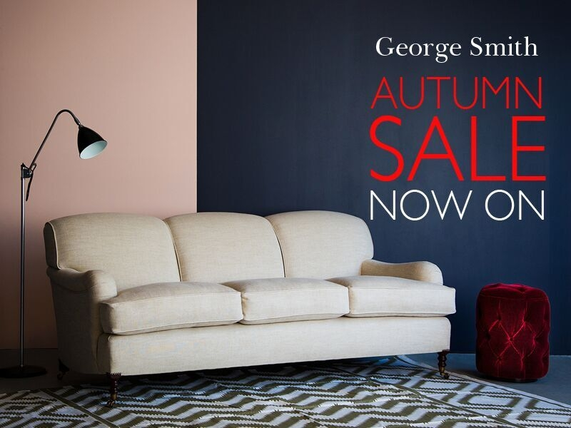 George Smith Autumn Sale