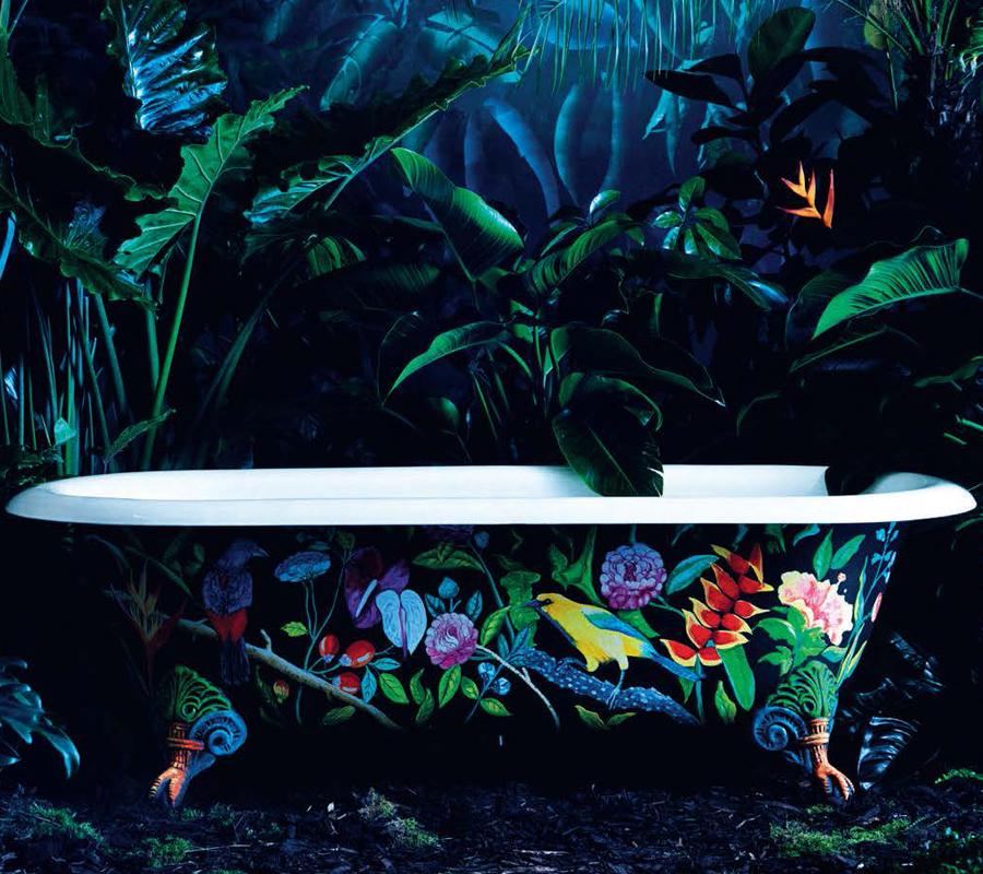 Drummonds CDQ SPEY BATH