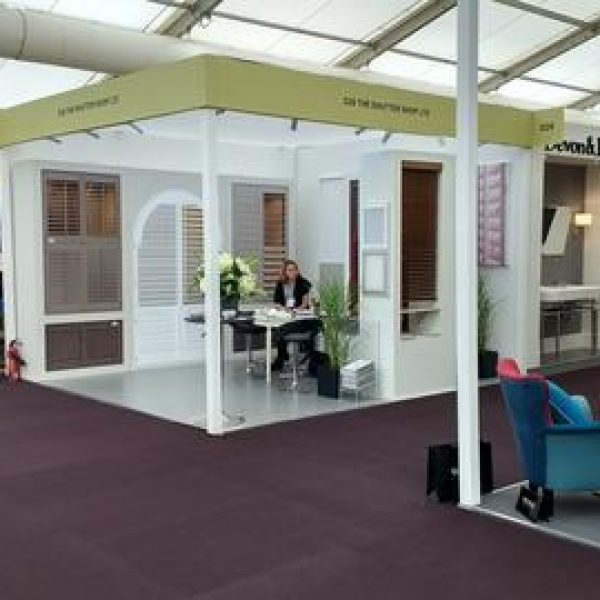 The Shutter Shop At Decorex 2016