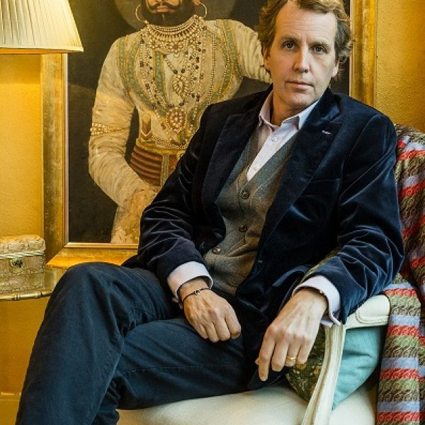 Q&A with Antiques master Marc Weaver from Guinevere