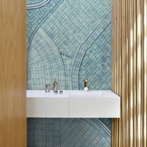 Wall & Deco's 'Collection 2017' WET SYSTEM at West One Bathrooms