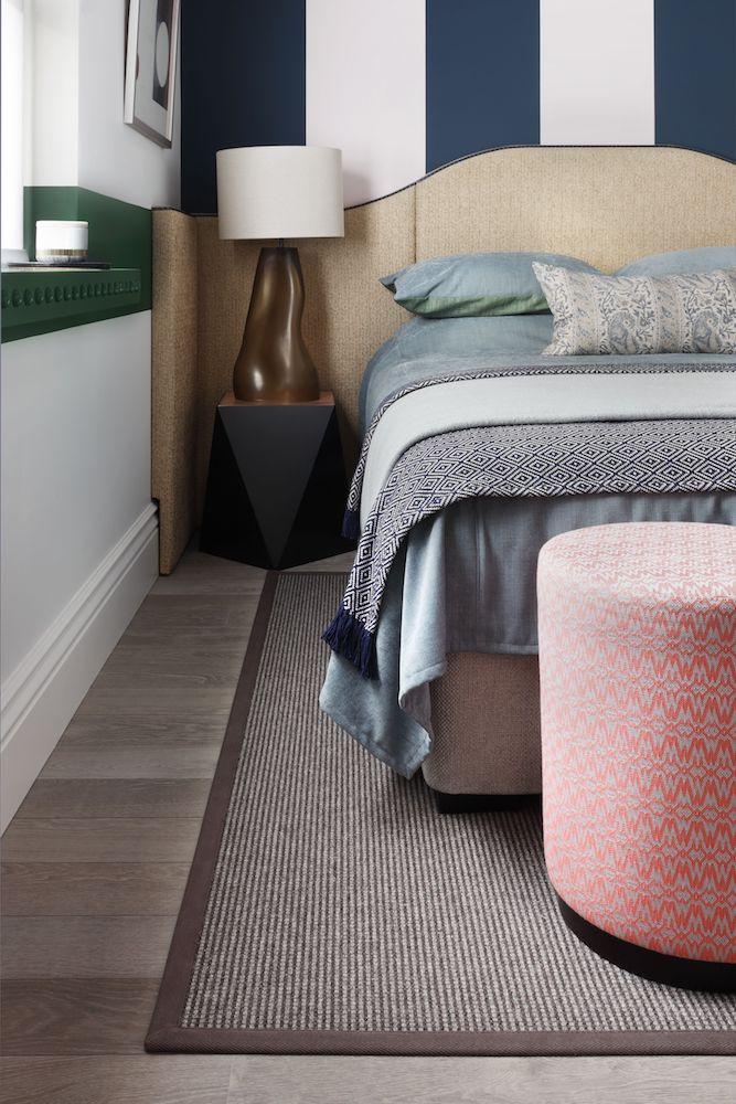 Chelsea Design Quarter At Holiday House, Nina Campbell Holiday Bedding