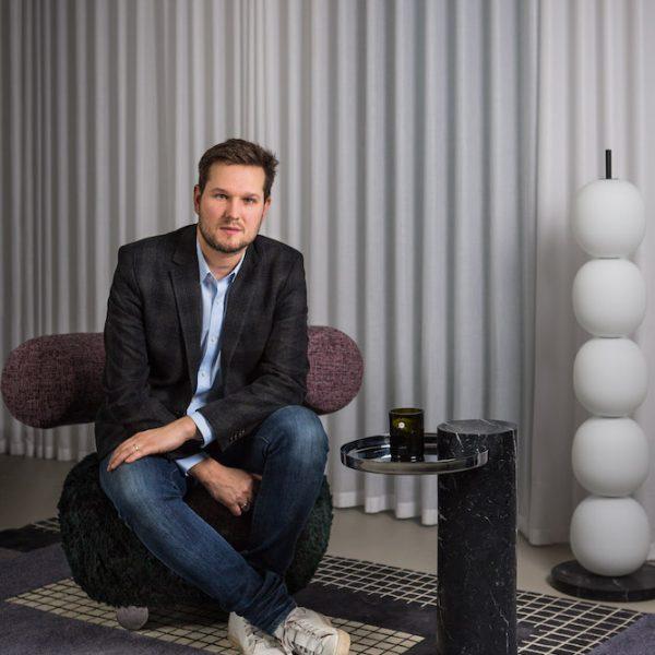 The Rug Company Collaboration with Sebastian Herkner