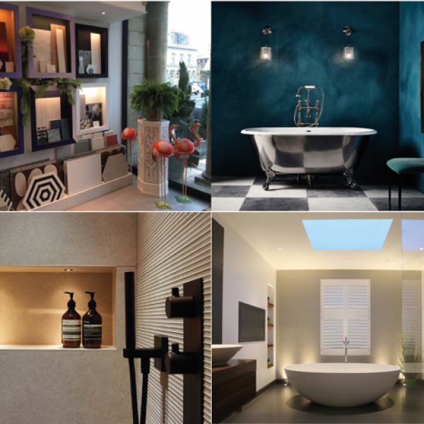 """Bathroom Design Trends – Colours, Lighting and Products"" Event hosted by John Cullen Lighting, Drummonds, Reed Harris & Designed By Woulfe"