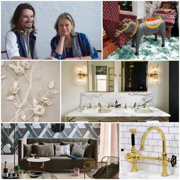 Round up of Top 5 Picks with Katie Glaister and Henry Miller-Robinson of K & H Design