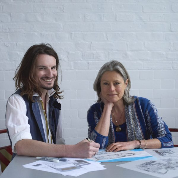 Q&A with Katie Glaister and Henry Miller-Robinson of K&H Design