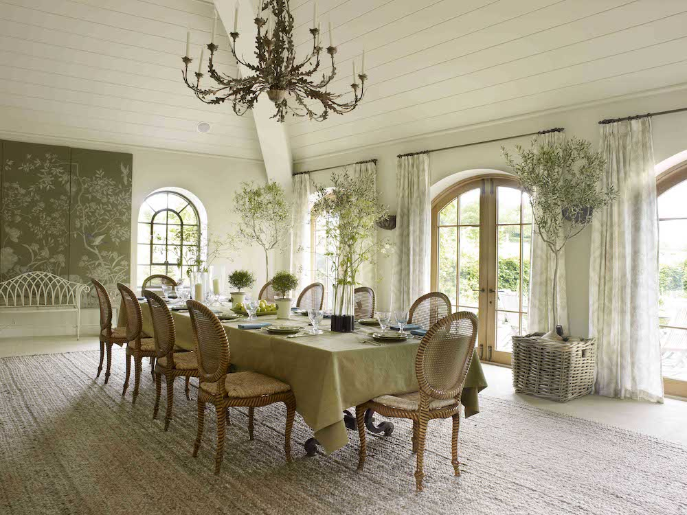 Dining.Garden Room - Country House Somerset (002)